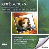 Xenakis, I.: Orchestral Works, Vol. 3 - Synaphai / Horos / Eridanos / Kyania by Various Artists