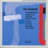 Hindemith: Die serenaden, Op. 35 - Heckelphone Trio - Oboe Sonata - English Horn Sonata by Various Artists