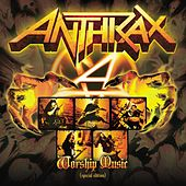 Worship Music - Special Edition von Anthrax