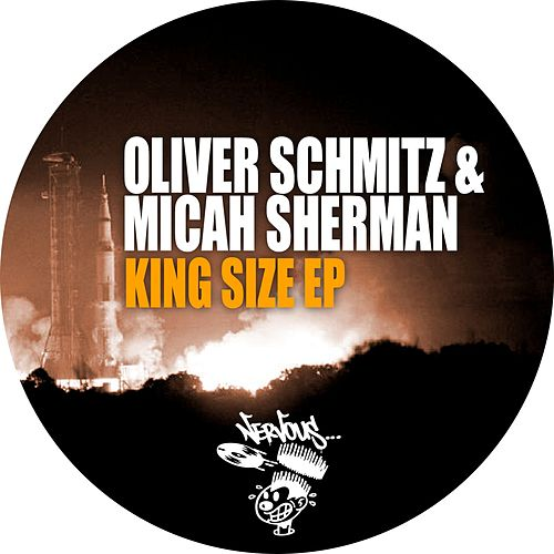 King Size EP by Micah Sherman