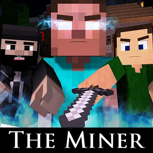 The Miner (Minecraft Parody of The Fighter) by Brad Knauber