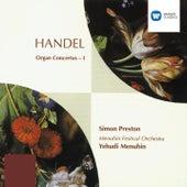 Handel: Organ Concertos I by Simon Preston