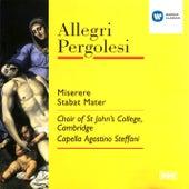 Allegri: Miserere/Pergolesi: Stabat MaterCaldara: Stabat Mater by Gerd Turk