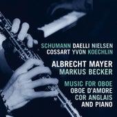 Oboe Recital by Albrecht Mayer