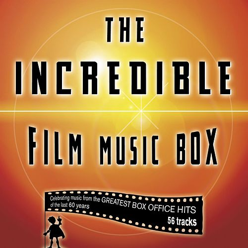 The Incredible Film Music Box by City of Prague Philharmonic