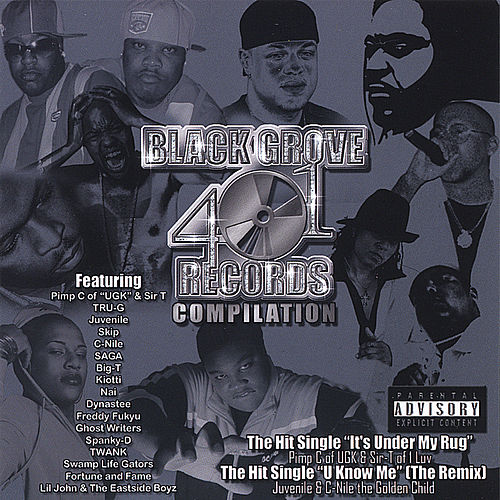 Black Grove 401 Records Compilation Vol. I by Various Artists