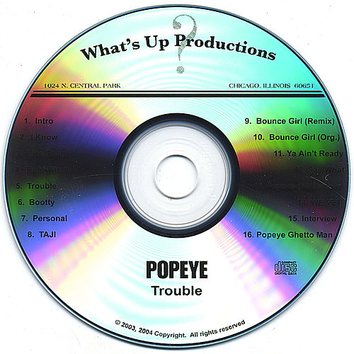 Trouble by Popeye