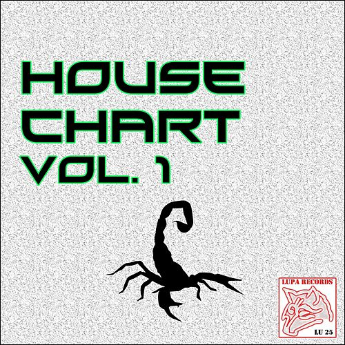 House Chart, Vol. 1 by Various Artists