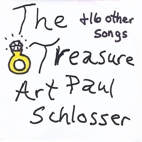 The Treasure by Art Paul Schlosser