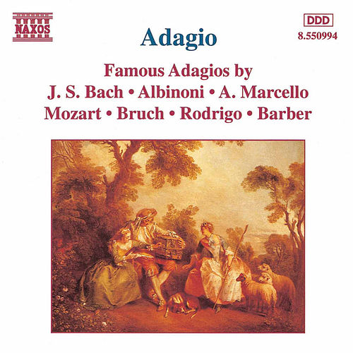 Famous Adagios by Various Artists