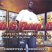 Paid In Full Mixtape Vol.1 by Various Artists