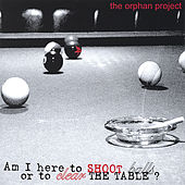 Am I Here To Shoot Balls or To Clear the Table? by Orphan Project