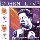 Cohen Live by Leonard Cohen