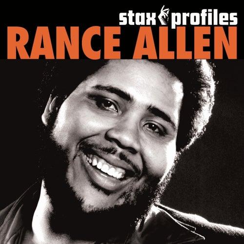 Stax Profiles: Rance Allen by Rance Allen