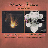 Floater Lives Double Disc by Floater
