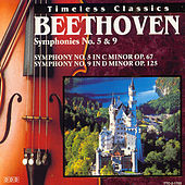 Beethoven Symphonies No. 5 and 9 by Ludwig van Beethoven