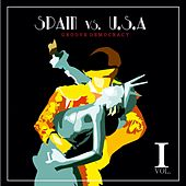 Match of The Month: Spain vs USA Vol.1 - EP by Various Artists