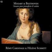 Mozart & Beethoven: Sonates pour pianoforte & violon by Helene Schmitt
