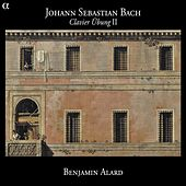 Bach: Clavierubung, Part II by Benjamin Alard