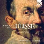 Monteverdi: Il ritorno d'Ulisse in patria von Various Artists