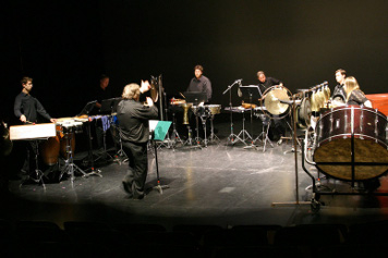 The New Jersey Percussion Ensemble