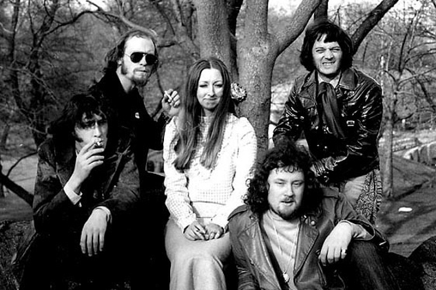 Pentangle Travellin Song Mirage
