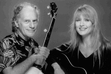 Eddie and Martha Adcock