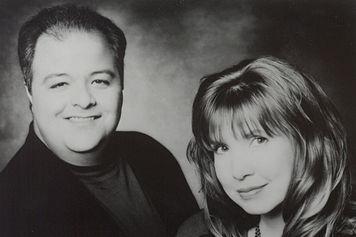 Jim Hurst & Missy Raines