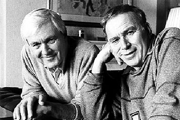 John Kander and Fred Ebb