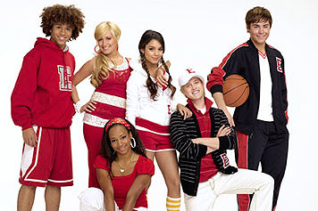 Cast - High School Musical