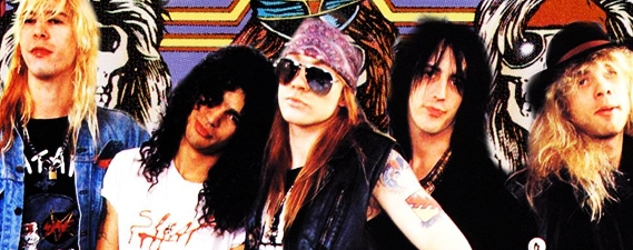 Source Material: Guns N' Roses, Appetite for Destruction