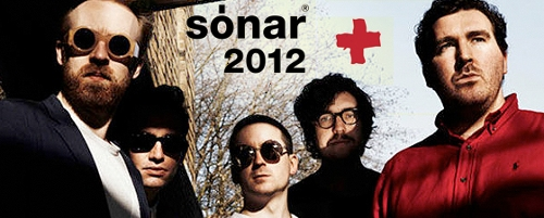 The Stars of Sonar 2012