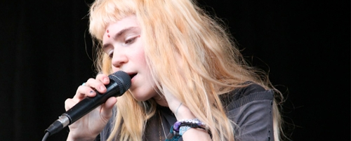 Capitol Hill Block Party, Day 2: Grimes, Spoek Mathambo and More