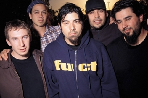 Source Material: Deftones, White Pony