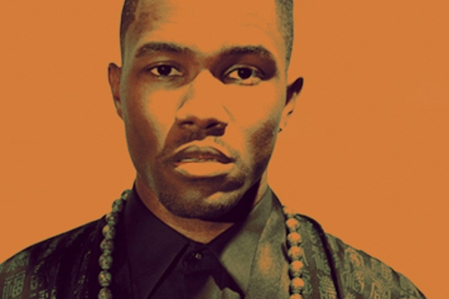 Source Material: Frank Ocean, 'channel ORANGE'
