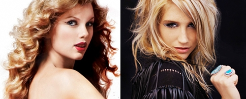 Taylor Swift and Ke$ha: Not So Different