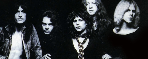Friday Mixtape: Old School Aerosmith Effin' Rocks!