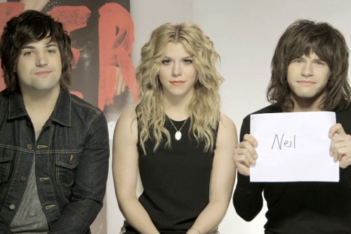 The Band Perry: Bandmating (interview)