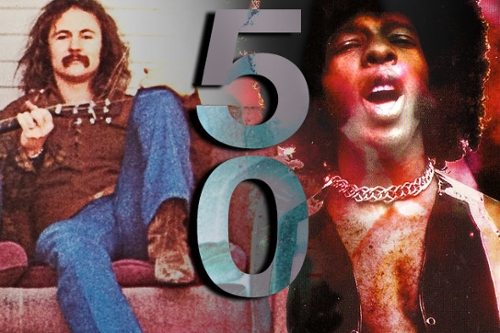 The 50 Best Songs of 1969