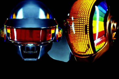 Daft Punk's Guest List