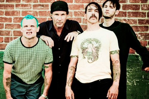 Introducing Red Hot Chili Peppers