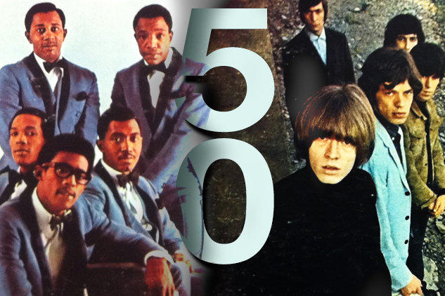 The 50 Best Songs of 1966