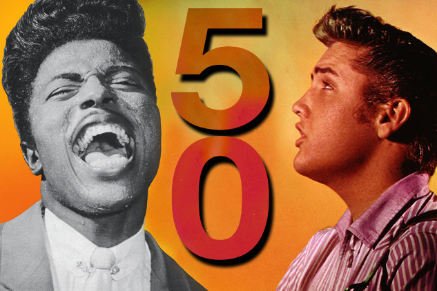 The 50 Best Songs of 1956