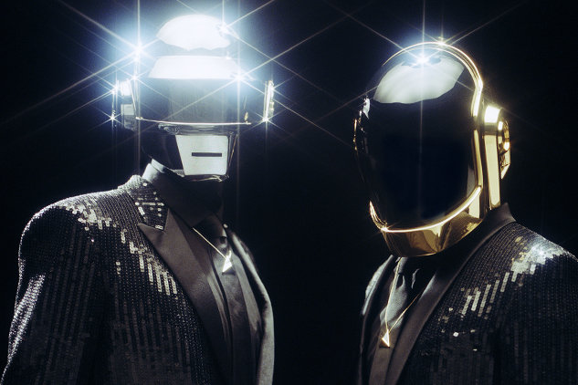 Get Lucky with Daft Punk