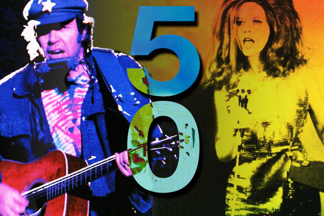 The 50 Best Songs of 1989