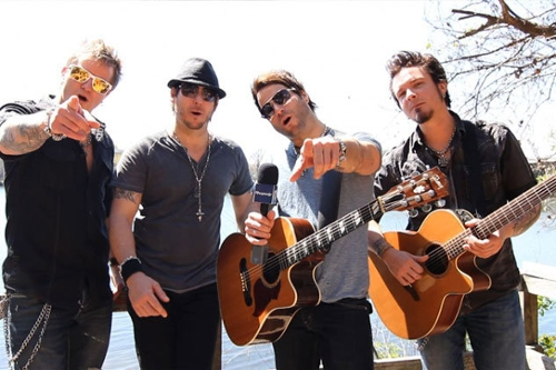Parmalee talk The Allman Brothers Band: On The Record (interview)