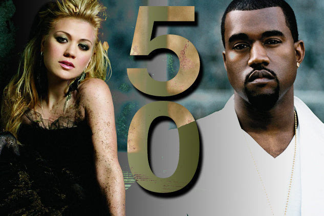 The 50 Best Songs of 2005