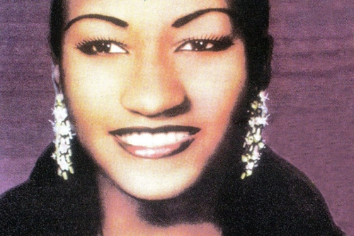 Remembering Celia Cruz