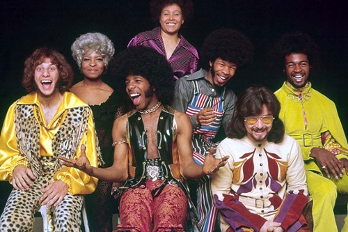 Sly & the Family Stone's Extended Family
