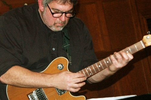 Larry Polansky: Guitar Noise, Piano Grace